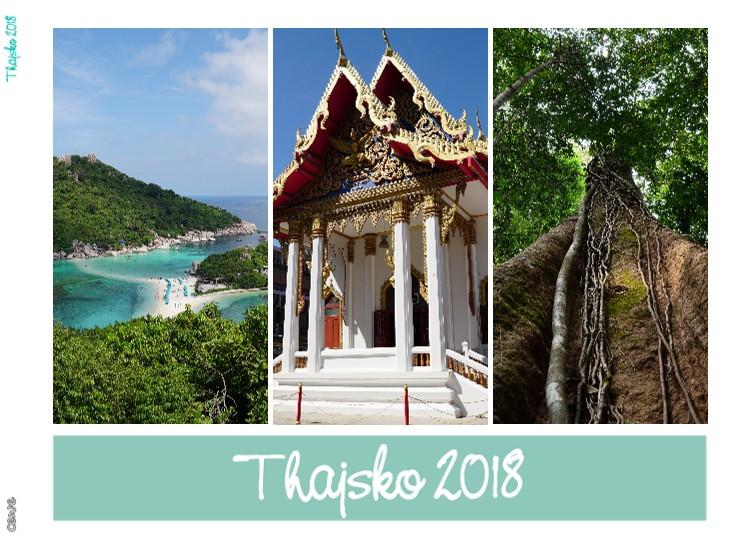 Thajsko 2018