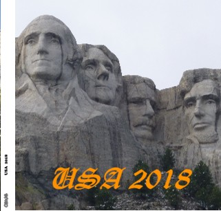 USA 2018 - Zobrazit knihu