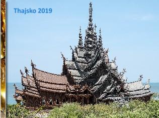 Thajsko 2019 - Zobrazit knihu