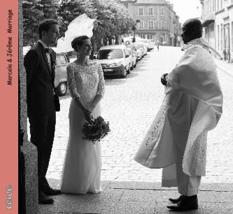 Marcela & Jérôme Marriage - Zobrazit knihu