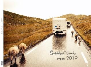 Švédsko / Norsko - srpen 2019 - Zobrazit knihu