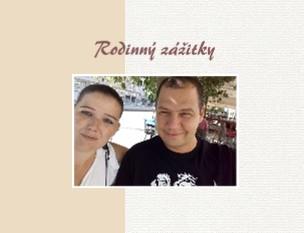 Rodinný zážitky - Zobrazit knihu