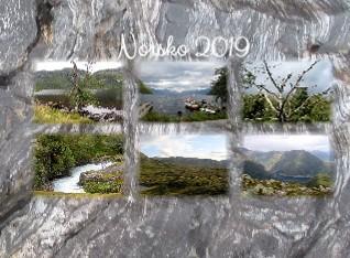 Norsko 2019 - Zobrazit knihu