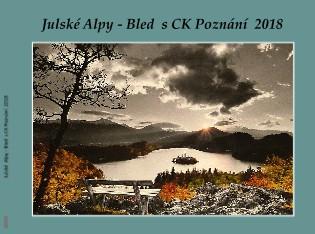 Julské Alpy - Bled s CK Poznání 2018 - Zobrazit knihu