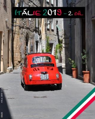 Itálie 2019 - 2. díl - Zobrazit knihu