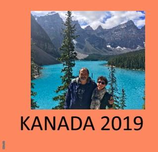 KANADA 2019 - Zobrazit knihu