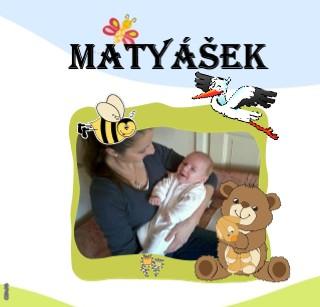 Matyášek - Zobrazit knihu