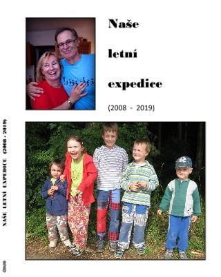Naše letní expedice (2008 - 2019) - Zobrazit knihu