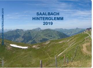 SAALBACH HINTERGLEMM 2019 - Zobrazit knihu