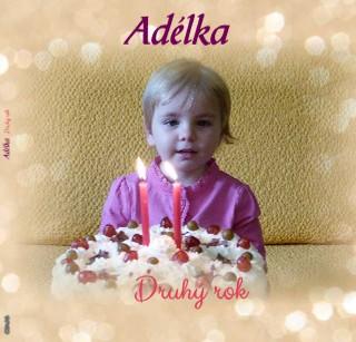 Adélka Druhý rok - Zobrazit knihu