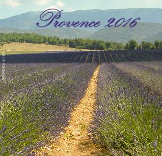 Provence 2016 - Zobrazit knihu
