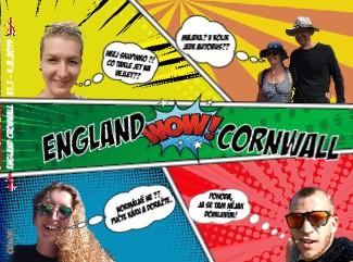 England Cornwall 31.7 - 4.8.2019 - Zobrazit knihu