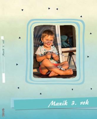 Maxík 3. rok - Zobrazit knihu
