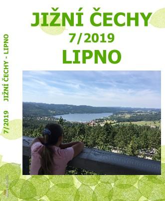 7/2019 JIŽNÍ ČECHY - LIPNO - Zobrazit knihu