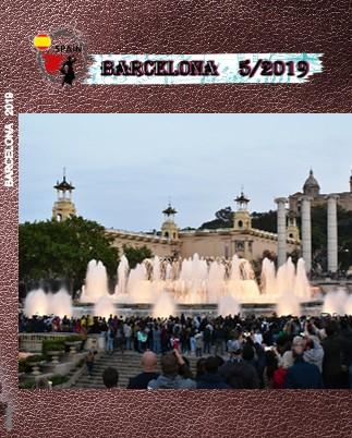 BARCELONA 5/2019 - Zobrazit knihu