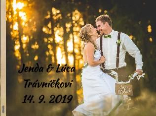 Jenda & Lúca Trávníčkovi 14. 9. 2019 - Zobrazit knihu