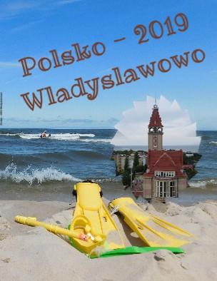 Polsko - 2019 Wladyslawowo - Zobrazit knihu