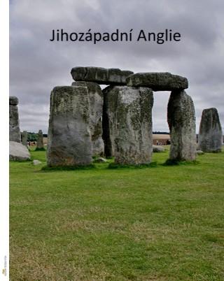 Jihozápadní Anglie - Zobrazit knihu