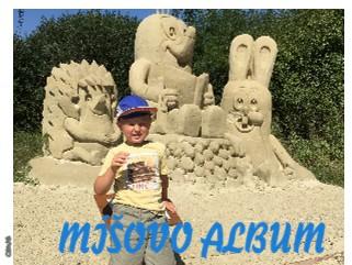 MÍŠOVO ALBUM - Zobrazit knihu