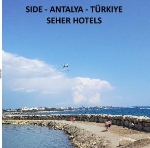 SIDE - ANTALYA - TÜRKIYE SEHER HOTELS - Zobrazit knihu