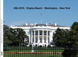 USA 2019 - Virginia Beach - Washington - New York - Zobrazit knihu