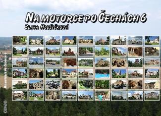 Na motorce po Čechách 6 - Zobrazit knihu