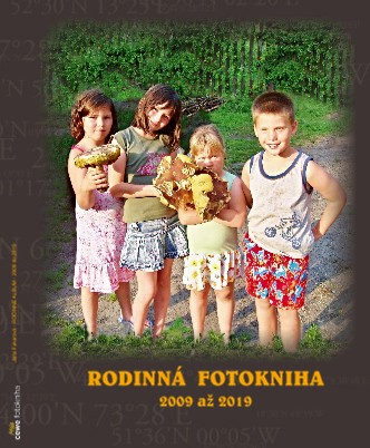 Jana Fukarová - RODINNÉ ALBUM - 2009 do 2019 - Zobrazit knihu