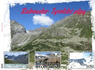 Rakousko- Tyrolské alpy - Zobrazit knihu