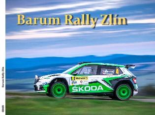 Barum Rally Zlín - Zobrazit knihu
