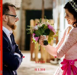 Naše svatby - Zobrazit knihu