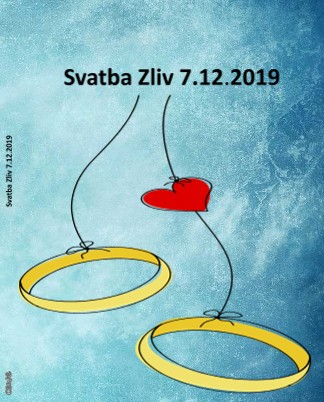 Svatba Zliv 7.12.2019 - Zobrazit knihu