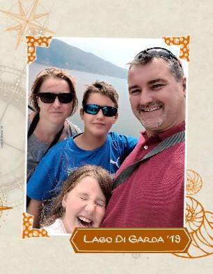 Lago Di Garda '19 - Zobrazit knihu