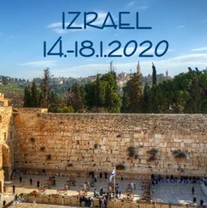 IZRAEL 14.-18.1.2020 - Zobrazit knihu