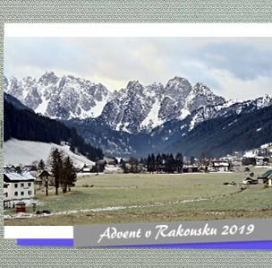 Advent v Rakousku 2019 - Zobrazit knihu