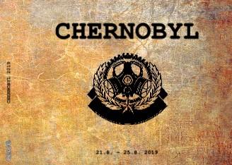 Černobyl 2019 - Zobrazit knihu