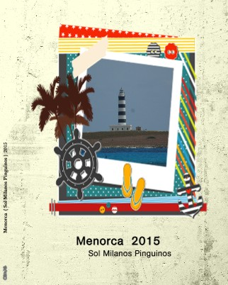 Menorca 2015 Sol Milanos Pinguinos - Zobrazit knihu
