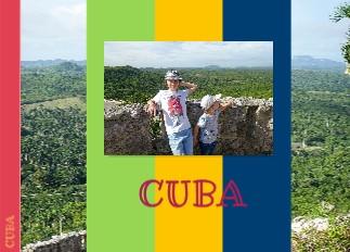 CUBA - Zobrazit knihu