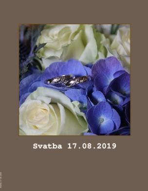 Svatba 17.08.2019 - Zobrazit knihu