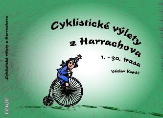 Cyklistické výlety z Harrachova - Zobrazit knihu