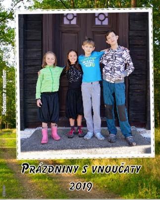 Prázdniny s vnoučaty 2019 - Zobrazit knihu