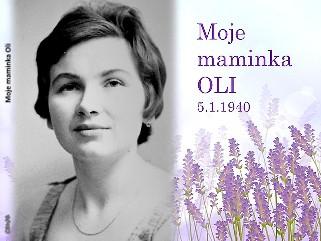 Moje maminka Oli - Zobrazit knihu