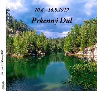 10.8. -16.8.1919 Prkenný Důl - Zobrazit knihu