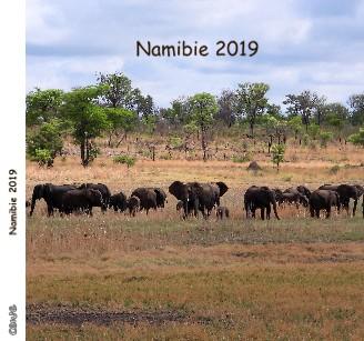 Namibie 2019 - Zobrazit knihu