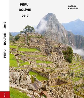 PERU BOLÍVIE  2019 - Zobrazit knihu