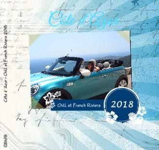 Chill at French Riviera - Zobrazit knihu