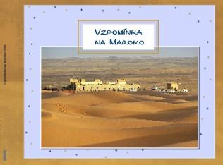 Vzpomínka na Maroko - Zobrazit knihu