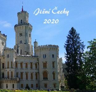 Jižní Čechy 2020 - Zobrazit knihu