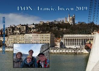 LYON - Francie, březen 2019 - Zobrazit knihu