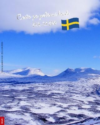 Cesta za polární kruh 25.3.-3.4.2016 - Zobrazit knihu