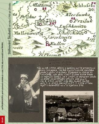 rod ŠKUBALOVÝCH, první písemná zmímka je z roku 1710, kdy se narodil Josef ŠKUBAL - Zobrazit knihu